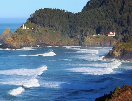 Oregon Coastal Tour – Eugene to Florence to Yachats
